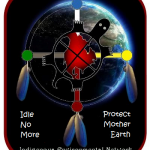 Turtle - Idle No More - Protect Mother Earth