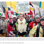 500 Idle No More protesters - Julie Oliver
