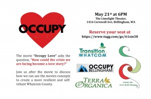 Occupy Love_Handbill