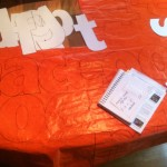 banner making letters