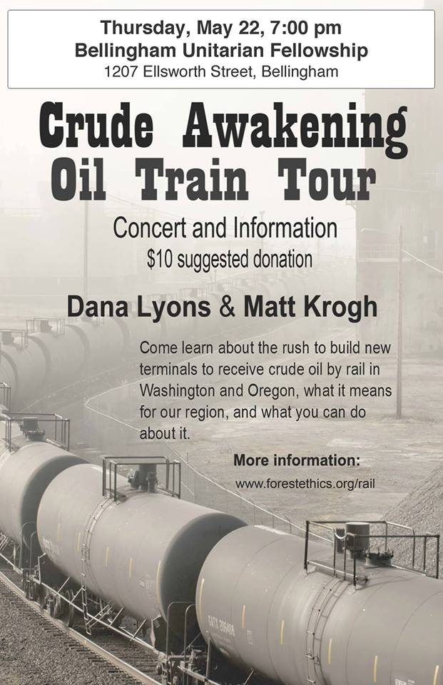 CRUDE OIL TRAIN MEETING