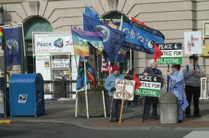 PEACE VIGIL @ FEDERAL BUILDING | Bellingham | Washington | United States