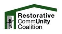 RESTORATIVE COALITION LOGO