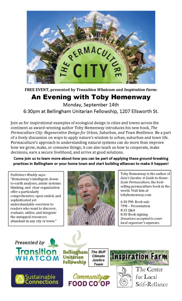 the permaculture city-2015
